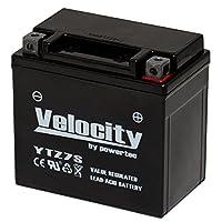 バイク バッテリー 【B1】 YTZ7S GT6B-3 YTZ7S YTZ6S FTZ7S FTZ5L-BS 対応 【密閉式】 【シールド型】 【液入】