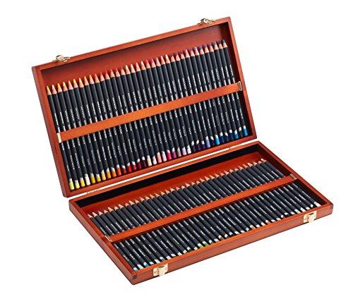 ダーウェント プロカラー色鉛筆 72色セット-木箱入