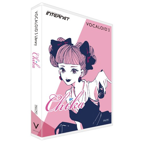 インターネット VOCALOID3 Library Chika