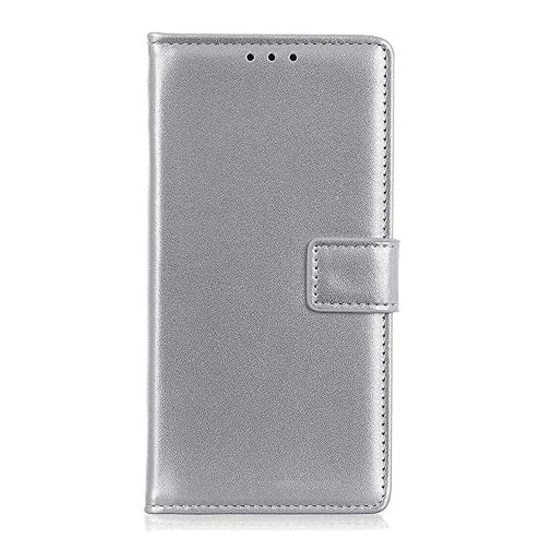 ありふれたについて電極手帳型 ケース 対応 サムスン ギャラクシー Samsung Galaxy S9, PUレザー 本革 耐衝撃 財布 カバー収納 スマートフォンケース