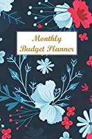 Monthly Budget Planner, Undated 12 Months Finance Organizer with Weekly Expense, Saving & Payment Tracker: Daily Weekly Monthly Expense Budgeting and Tracker