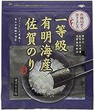 佐賀海苔 一等級有明海産佐賀のり焼のり 全形8枚×5個