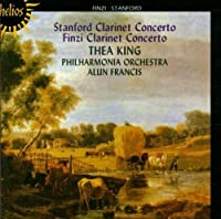 Stanford: Clarinet Concerto; Finzi: Clarinet Concerto by Thea King (2001-07-10)