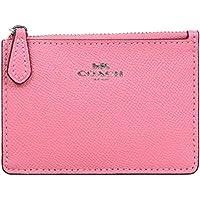 [コーチ] COACH 財布 (コインケース) F12186 ピンク QBPIN レザー コインケース レディース [アウトレット品] [ブランド] [並行輸入品]