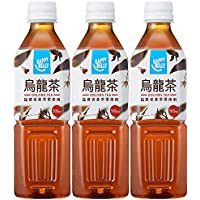 [Amazonブランド]Happy Belly 烏龍茶 500ml×3本