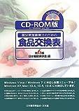 CD‐ROM版糖尿病食事療法のための食品交換表 第6版