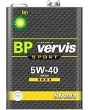 BP(ビーピー) エンジンオイル vervis SPORT 全合成油 5W-40 ストラーダ 4L [HTRC3]