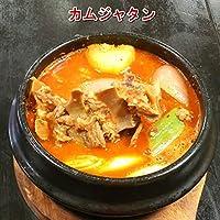 カムジャタン 韓国料理