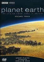Planet Earth 3: Plains Jungles Shallow Seas [DVD] [Import]