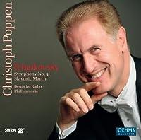 Symphony No 5 / Slavonic March by P.I. TCHAIKOVSKY (2013-03-26)