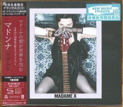マダムX(初回限定盤)