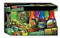 Ninja Turtles Bowling Set [並行輸入品]