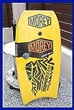MOREY bodyboard mach 9TR ボディボード(イエロー)
