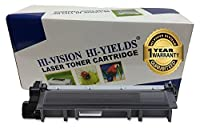 HI-VISIONテつョ Compatible Brother TN660 TN-660 High Yield Black Toner Cartridge Replacement for DCP-L2520DW,L2540DW,L2300D,L2320D,L2340DW,L2360DW,L2380DW,MFC-L2700DW,L2720DW,MFC-L2740DW by HI-VISION HI-YIELDS