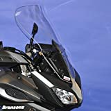 Skidmarx(スキッドマークス) ウィンドスクリーン ツーリングタイプ ダークスモーク YAMAHA MT-09 TRACER SKTSYA001DS