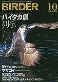 BIRDER(バーダー)2019年10月号 ハイタカ属列伝