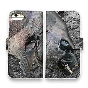 AnglersLife 手帳型 スマホケース docomo ドコモ クーポン発行中 スマホケース 手帳型 iPhone8 全機種対応 カード収納 マグネット スタンド iPhoneXs Max iPhoneXR iPhone7 iPhone6s Xperia 1 Galaxy S9 AQUOS ARROWS アイフォン エクスペリア 釣り 魚 ルアー お中元 GALAXY S9【SC-02K】