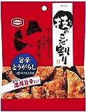 亀田製菓 技のこだ割り旨辛とうがらし 40g×12袋
