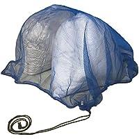 J Covers カラスよけ ゴミネット 1.2x1.2mサイズ ゴミ袋 約1~2個用 ブルー 細かい網目 長めのおもり入りロープでスソ部分を軽くしぼったり、周囲にくくり付けたりできる 犬 猫 鳩 除けなどにも