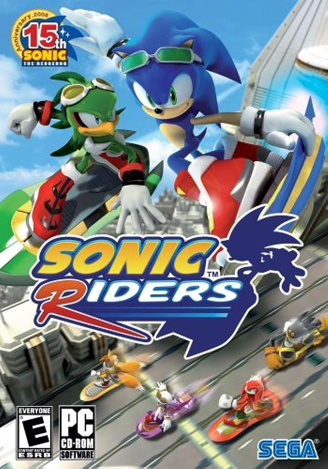 実り多い手当広告するSonic Riders (輸入版)
