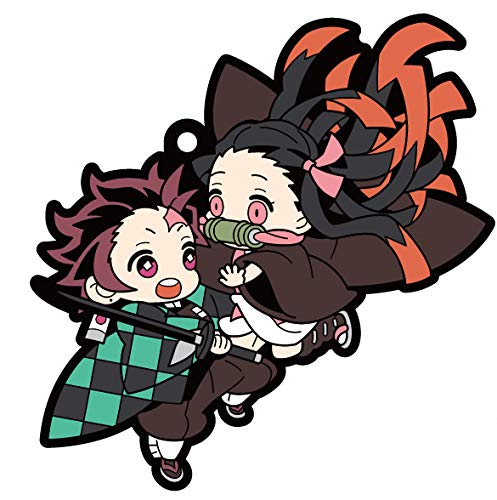 ラバーマスコット バディコレ 鬼滅の刃 (BOX)