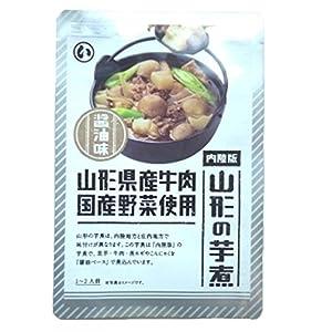 まるい 山形のいも煮 醤油味 320g×5個