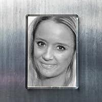 LUCY DAVIS - オリジナルアート冷蔵庫マグネット #js003