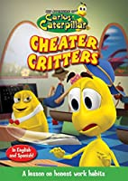Carlos Caterpillar #10: Cheater Critters / 英語 / アメリカ [DVD] [IMPORT] [NTSC] [ALL REGION] [AUDIO: ENGLISH, SPANISH] [SUBTITLES: ENGLISH, SPANISH] [25 MINUTES]