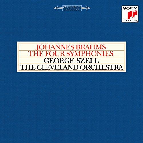 ブラームス:交響曲全集(完全生産限定盤)