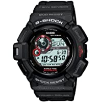 Casio Men's G9300-1 Mudman G-Shock Shock Resistant Multi-Function Sport Watch