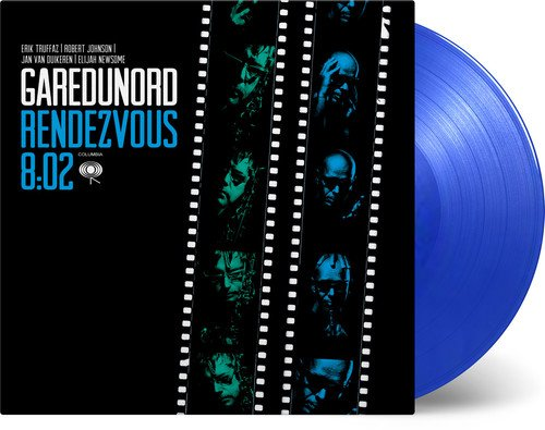 RENDEZVOUS 8:02 [LP] (LIMITED TRANSPARENT BLUE 180 GRAM AUDIOPHILE VINYL) [12 inch Analog]