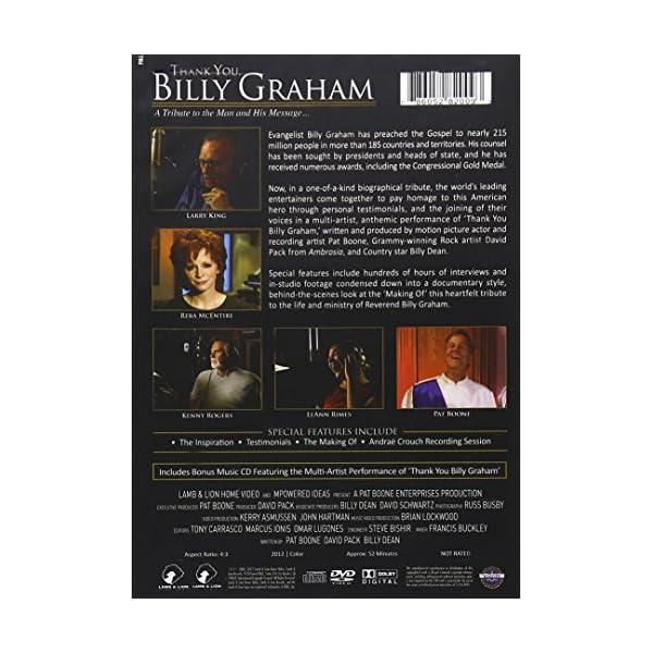 Thank You Billy Graham ...の紹介画像2
