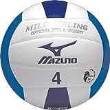 MIZUNO(ミズノ) バレーボール4号球 9OV81027 27)ホワイト×ブルー