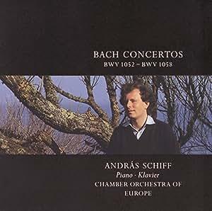 Bach: Concertos Bwv1052