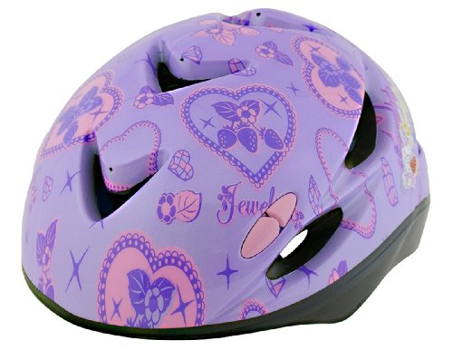M&M(エムアンドエム) M&M ちゃりんくるヘルメット SG-Jr. ジュエルペット