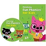 Pinkfong Fun Phonics for Kids DVD ピンキッツ ピンクフォン ファンフォニックス 英語 子供 幼児英語