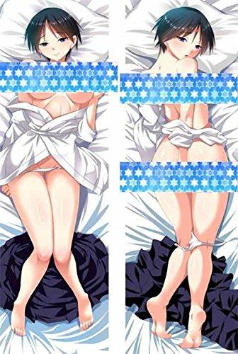抱き枕カバー アニメ 1356-巨乳先輩さん (180*60)