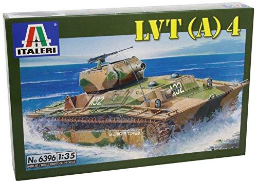 イタレリ 6396 1/35 LVT-(A)4