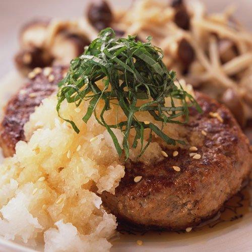 米沢牛登起波 米沢牛100%ハンバーグステーキ140g×1個【ギフト簡易包装】
