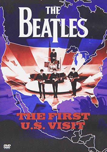 ザ・ビートルズ ファースト U.S.ヴィジット [DVD]の詳細を見る