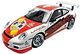 AUTOart 1/18 レーシングシリーズ ポルシェ 911(997) '06 GT3カップ #98 (ホワイト)