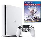 【プライムデー特別価格】PlayStation 4 グレイシャー・ホワイト 500GB + Horizon Zero Dawn Complete Edition セット(CUH-2200AB01)