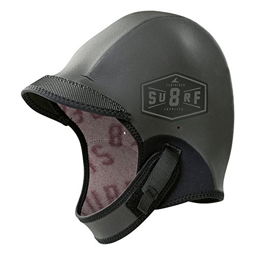 [해외]SURF8 (파도 타기 에이트) 3mm 고무 캡 조정/SURF 8 (Surf Eight) 3 mm rubber cap · Adjustable