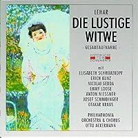 Die Lustige Witwe -Gesamtaufnahme-