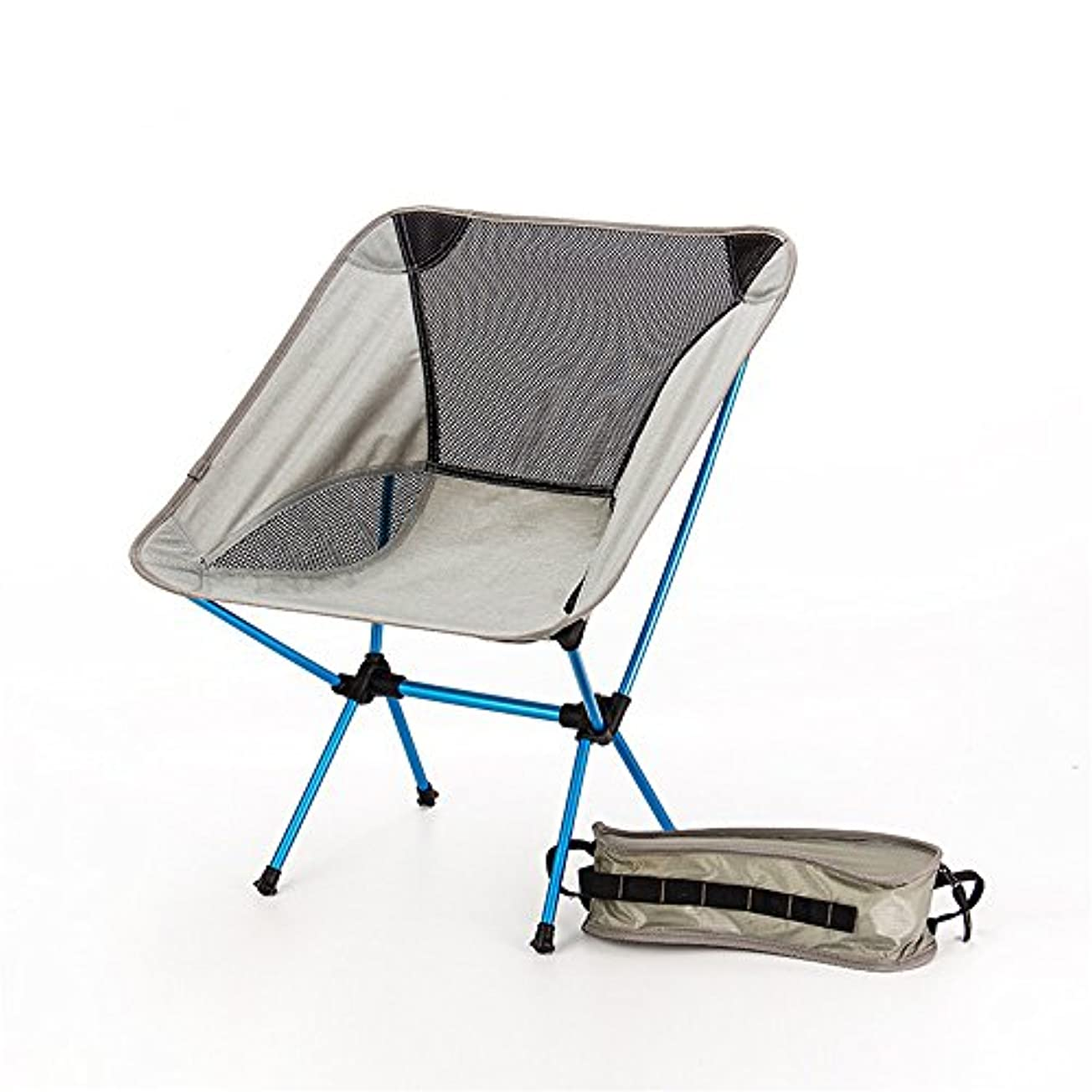 扇動する極貧宗教的なアウトドアキャンプ航空アルミ合金折りたたみ釣り椅子用キャンプ釣り旅行ハイキングピクニックビーチ アウトドア キャンプ用