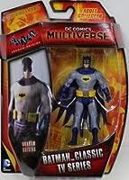 DC multiverse 4 inches 1966 Batman [parallel import goods]