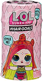 L.O.L. Surprise! #Hairgoals Makeover Series 2 with 15 Surprises
