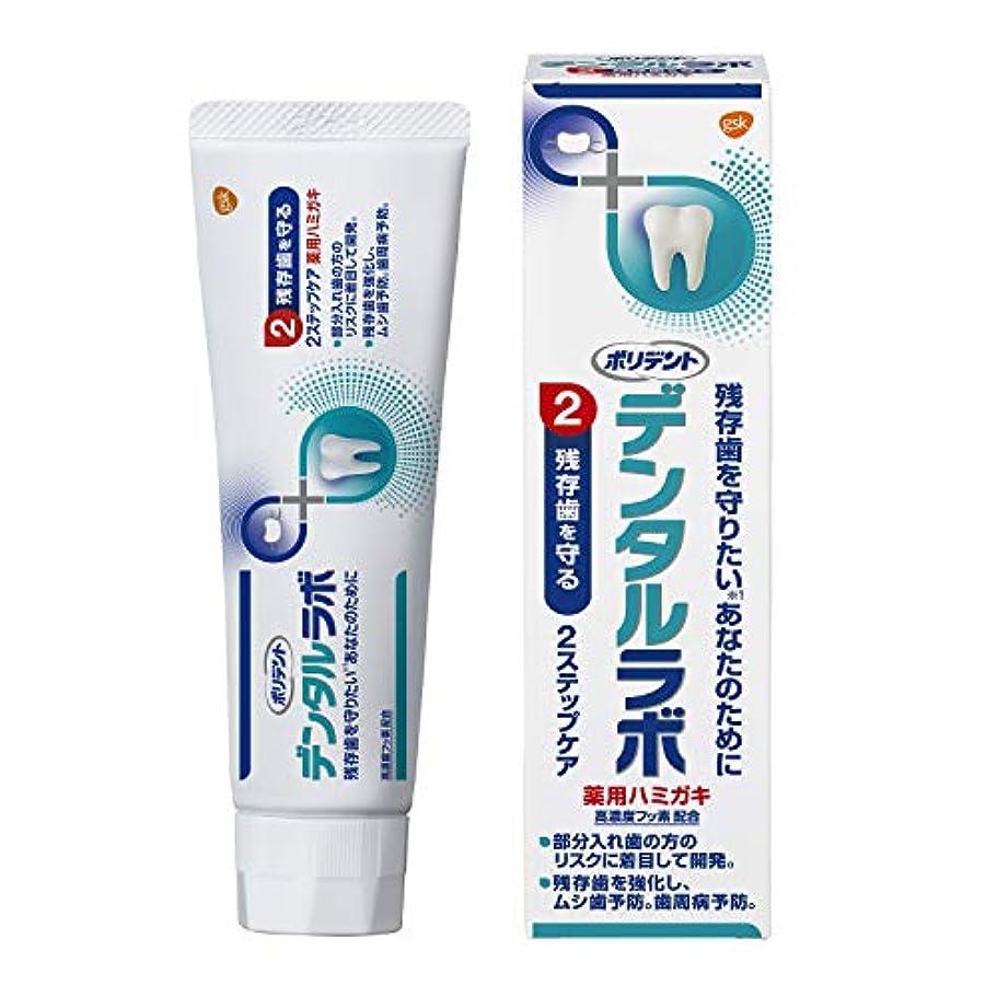 指令四回まばたき[医薬部外品]デンタルラボ 薬用ハミガキ 歯周病(歯肉炎?歯槽膿漏) 予防 歯磨き粉 100g