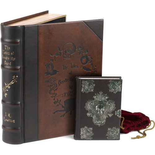 The Tales of Beedle the Bard(Amazon限定版)Collector's Edition Offered Exclusively by Amazonの詳細を見る