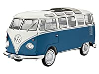 Revellレベル07009Volkswagen t1Samba Busフォルクスワーゲンsanbabasu 1/ 16[並行輸入品]
